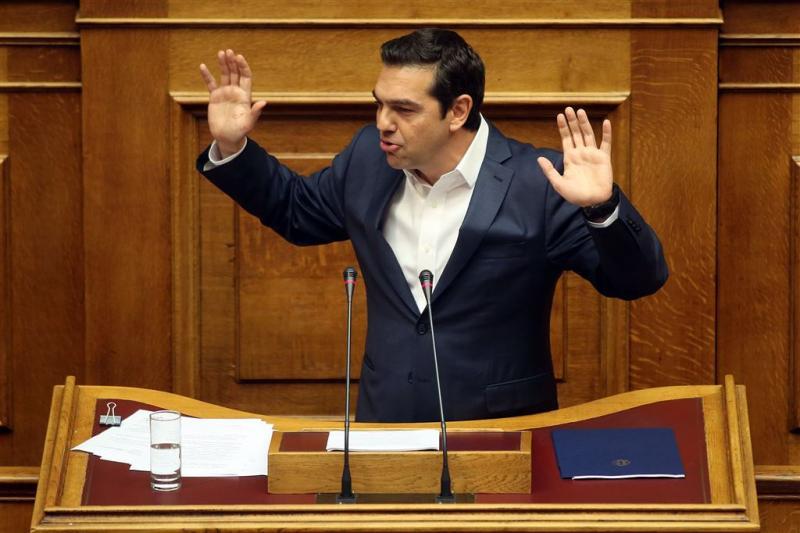 Griekenland rekent op vers geld uit noodfonds