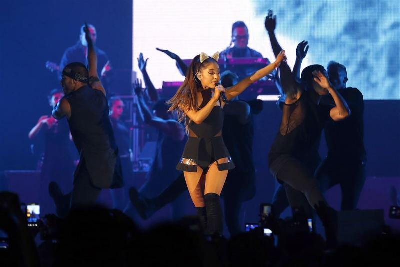 'Ariana Grande cancelt rest van tournee'