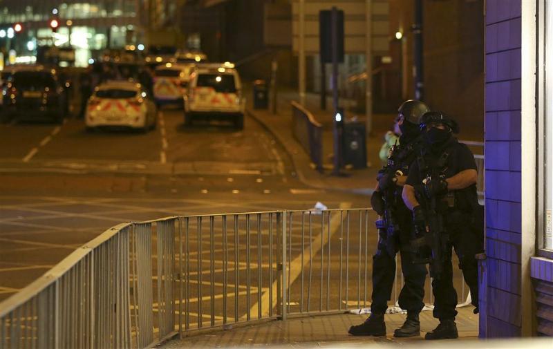 Islamitische staat claimt aanslag Manchester