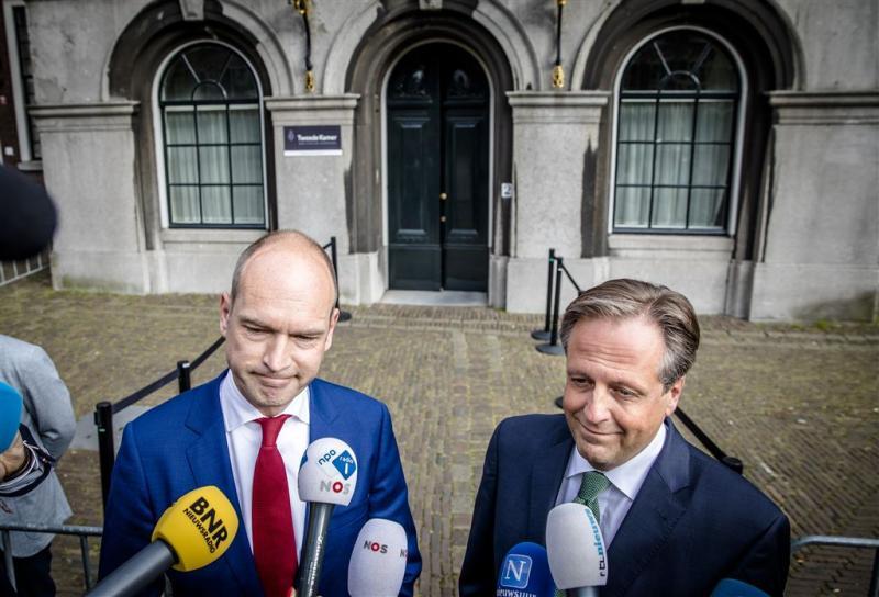 D66 wil niet praten met VVD, CDA en CU