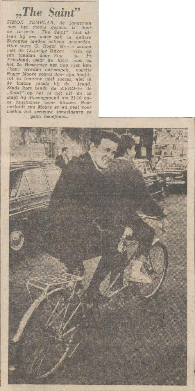 Uit de Friese Koerier van 12 juni 1965