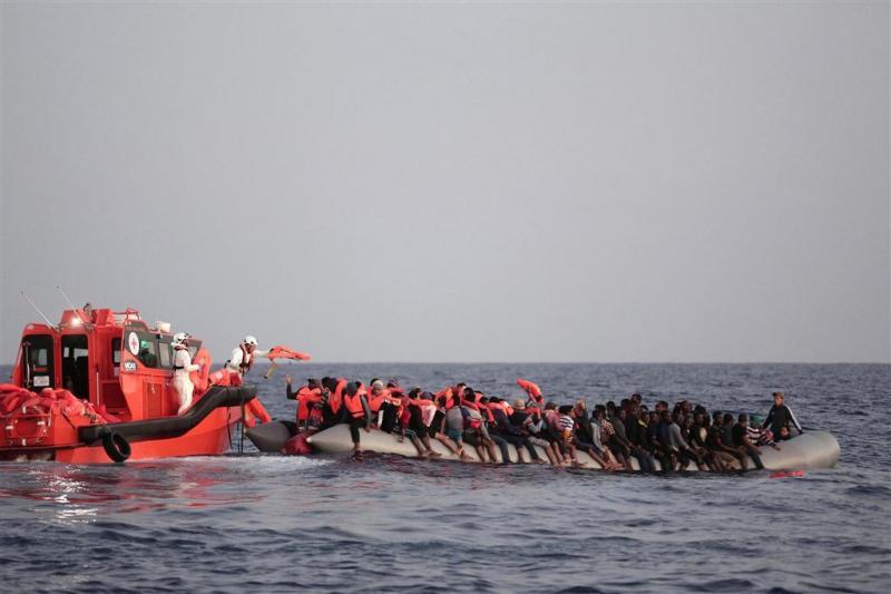 Tientallen migranten verdronken bij Libië