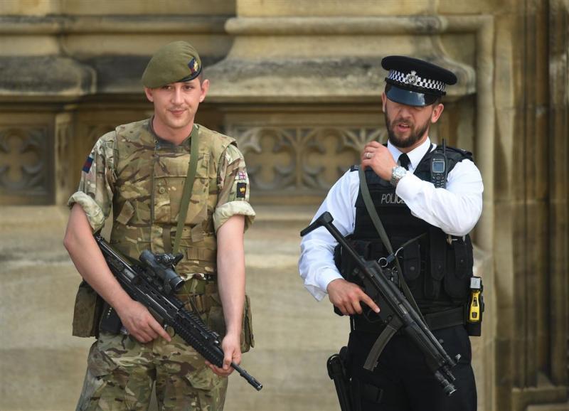 Britse diensten verijdelen achttien aanslagen