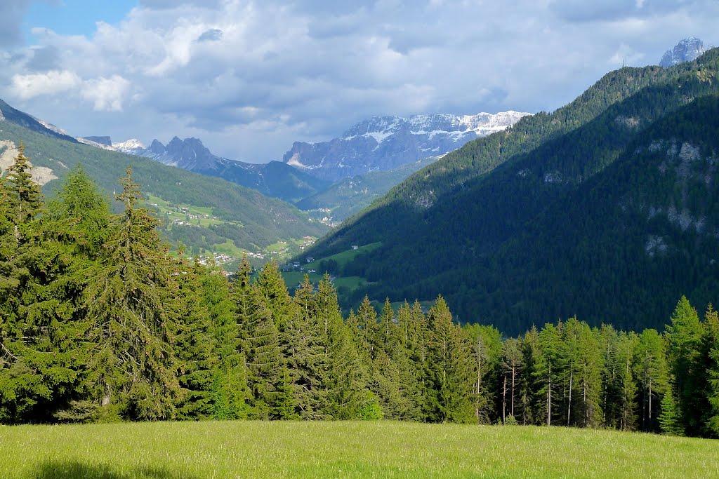 Het houdt niet op met de mooie natuur vandaag (Foto: Panoramio)