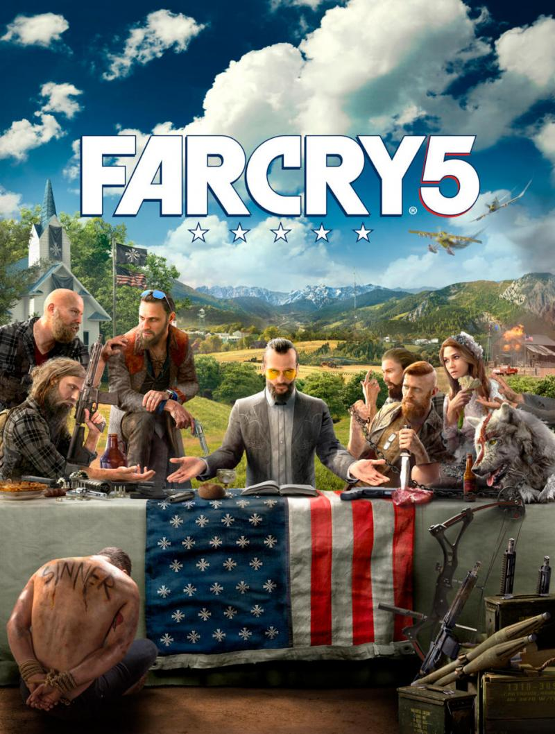 Far Cry 5 - Poster