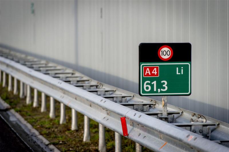 Rijkswaterstaat werkt zes weekeinden aan A4