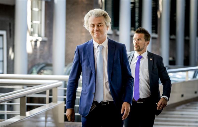 Wilders: benoem drie informateurs