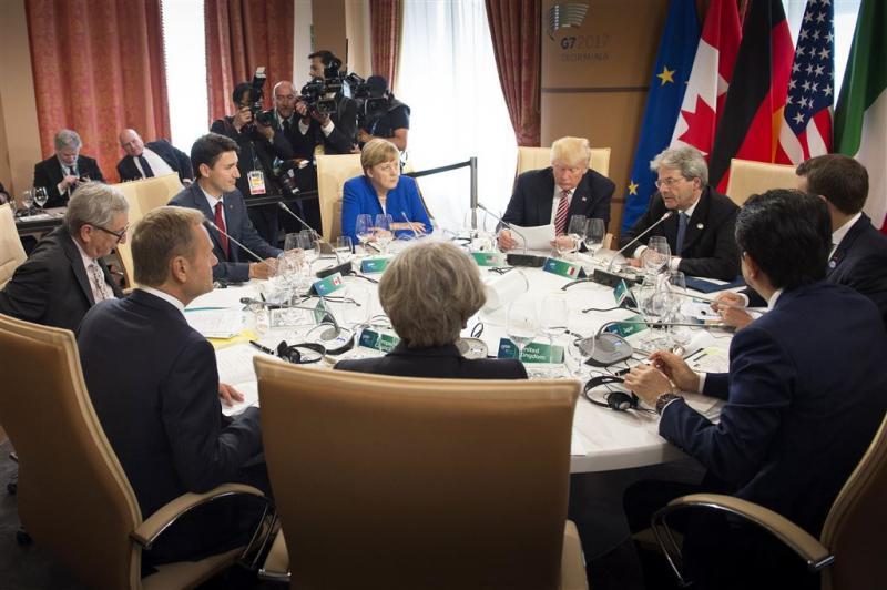 G7 eensgezind over terrorismebestrijding