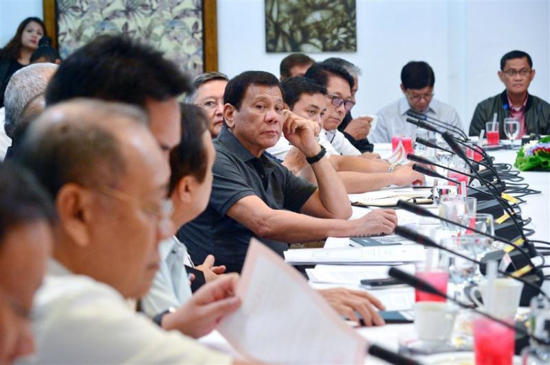 Duterte bereid tot 'overleg met terroristen'