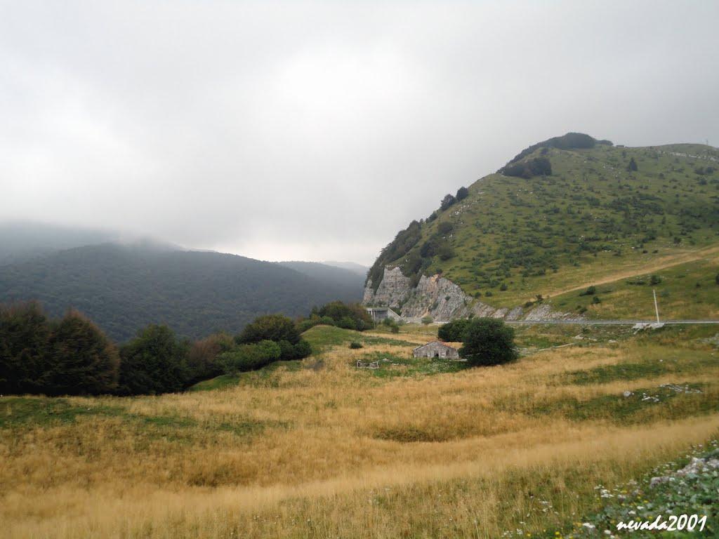 De Dolomietenrotsen zijn hier niet zo goed zichtbaar meer (Foto: Panoramio)