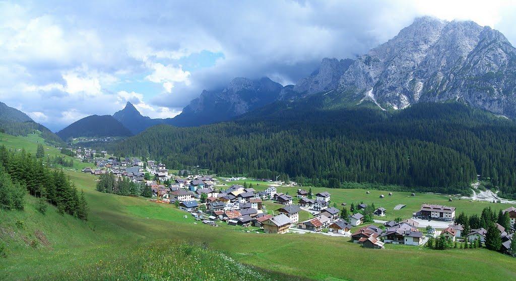 Genoeg uitzicht om van te genieten voor de verveelde renner (Foto: Panoramio)