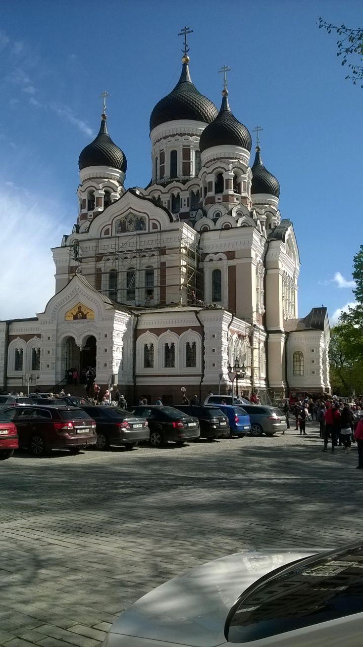 Kerk in Talinn