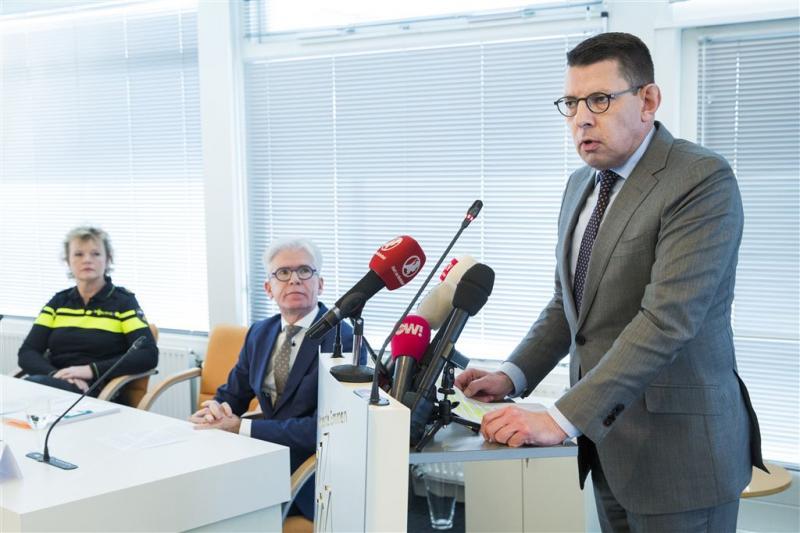 Locoburgemeester dook onder om No Surrender