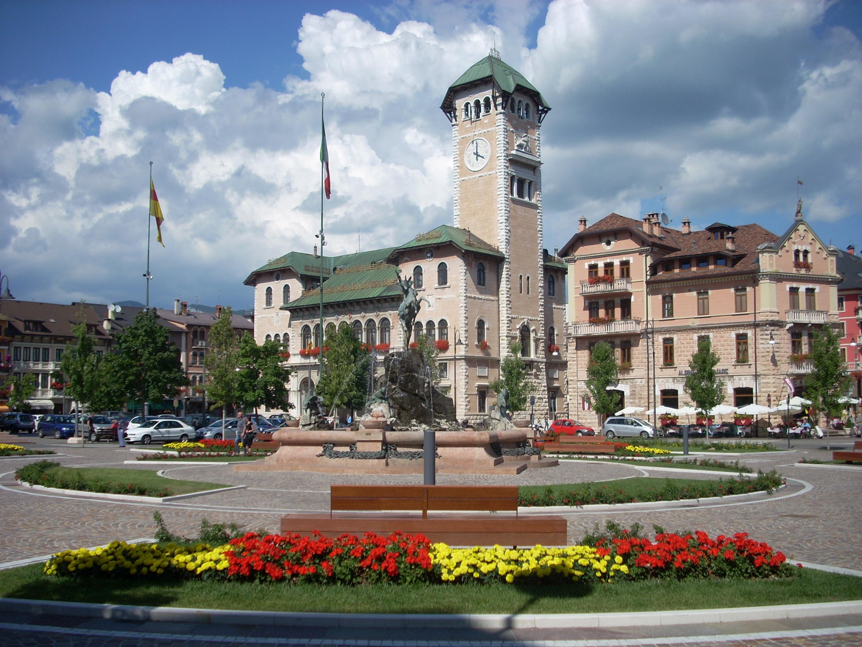 Het centrum van Asiago (Foto: Panoramio)