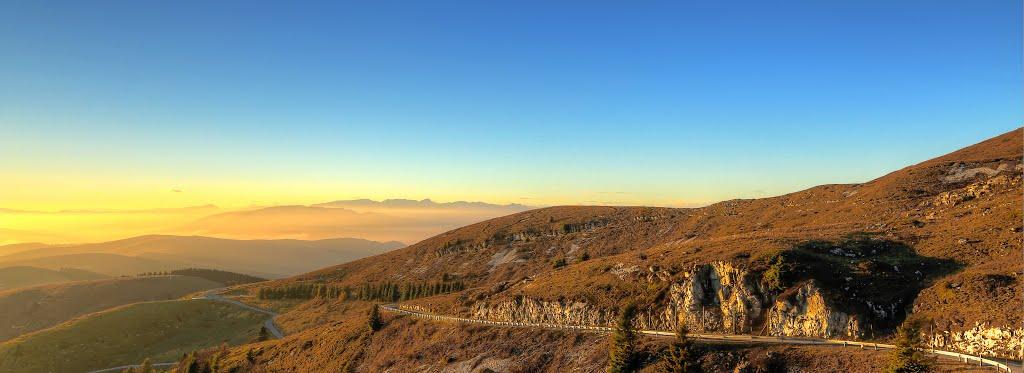 Mooi uitzicht vanaf de Monte Grappa (Foto: Panoramio)