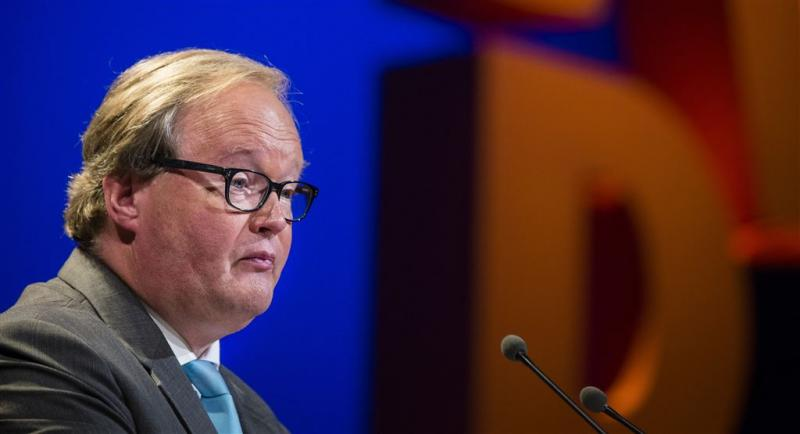 Van Baalen bepleit aanschuiven PvdA