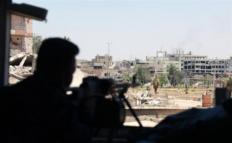 Irak begint aanval op laatste IS-wijken Mosul