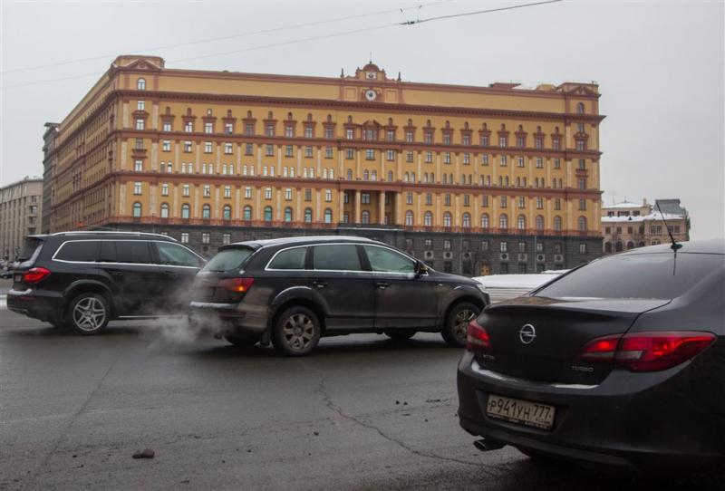 'Politie werkt met geheime dienst Rusland'