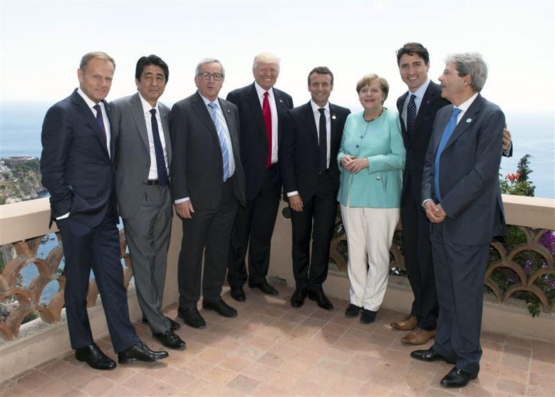 G7 dreigt Rusland met meer sancties