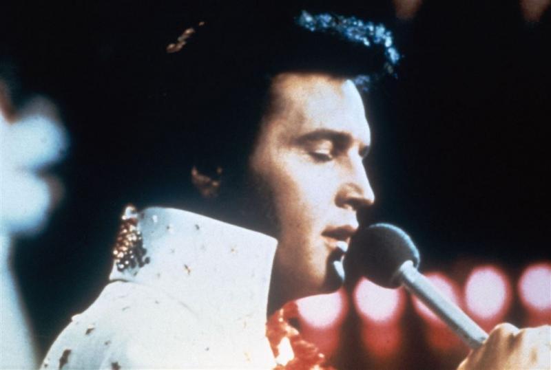 Voormalig privévliegtuig van Elvis geveild