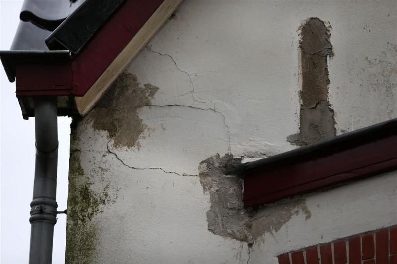 Vijftien meldingen na aardbeving Slochteren