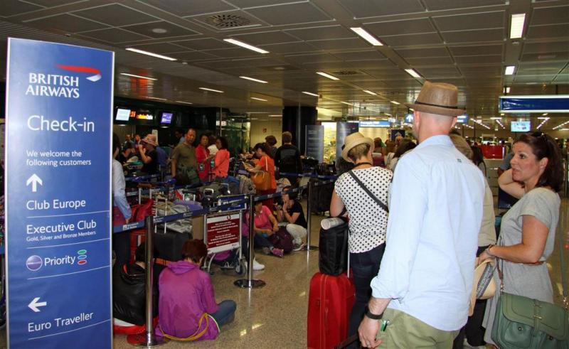 British Airways hoopt schema te hervatten