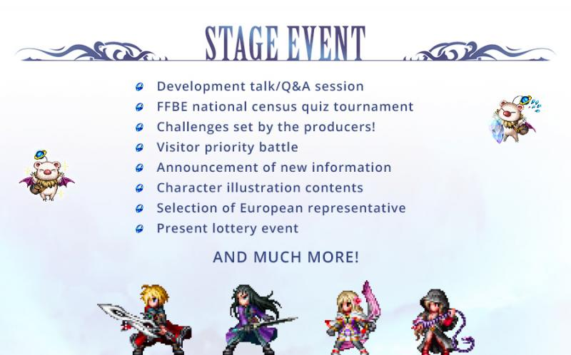 Final Fantasy: Brave Exvius-event (programma)