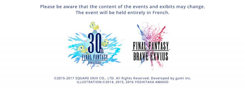 Final Fantasy: Brave Exvius-event (Frans)