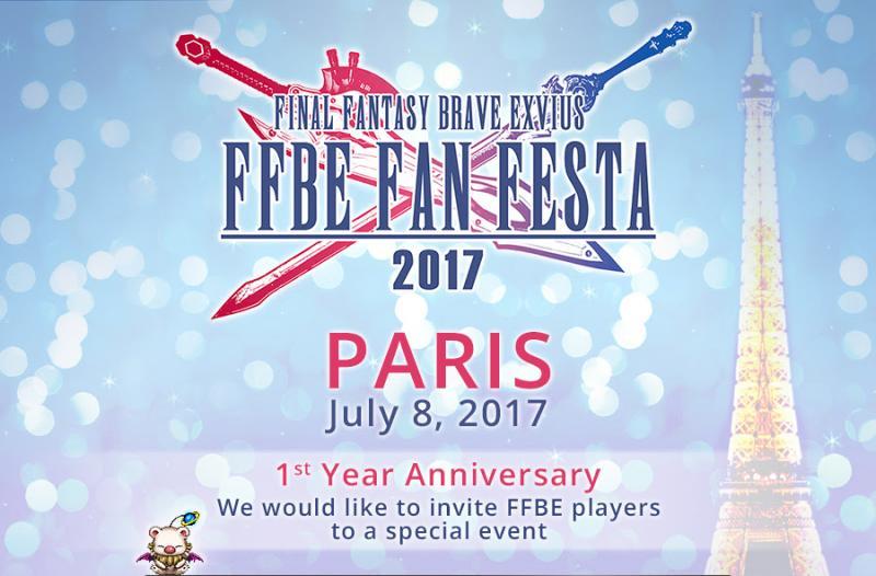 Final Fantasy: Brave Exvius-event