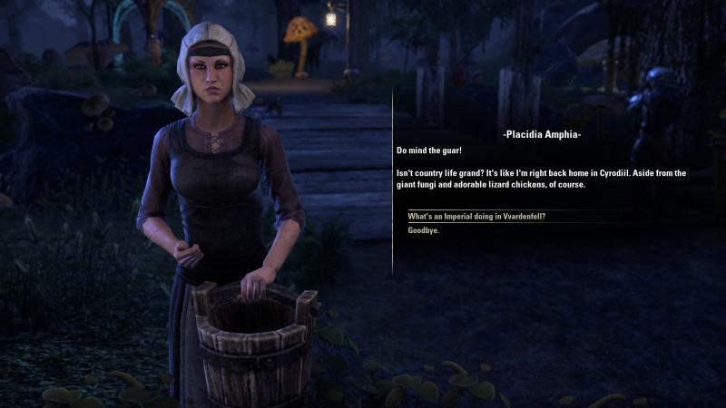 ESO: Morrowind - Placidia
