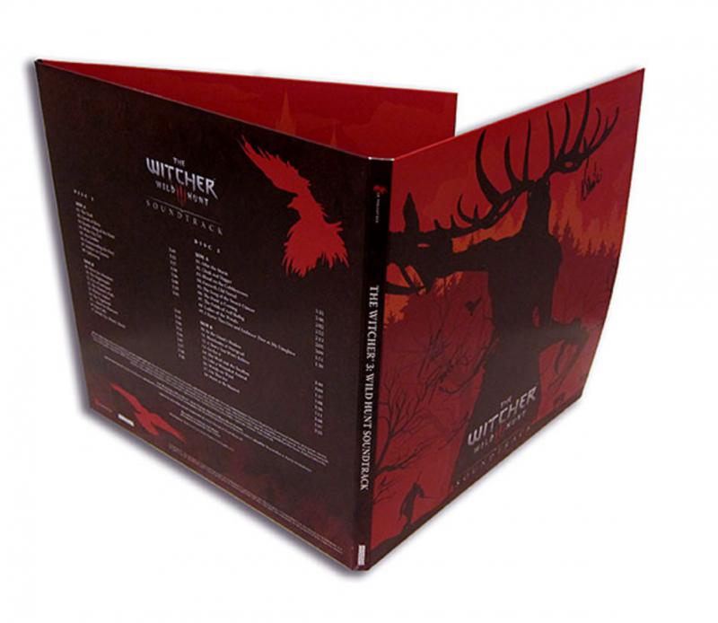 Witcher 3 - LP (binnenkant)
