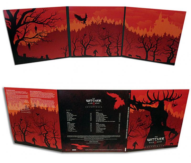 Witcher 3- LP (inhoud)