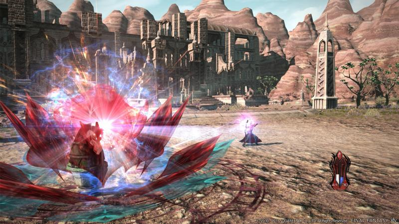 Final Fantasy XIV: Stormblood - Red Mage (Foto: Square Enix)