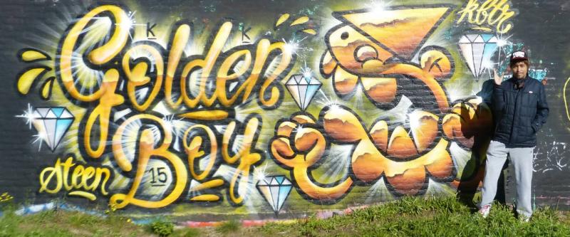 Goldenboy Rob