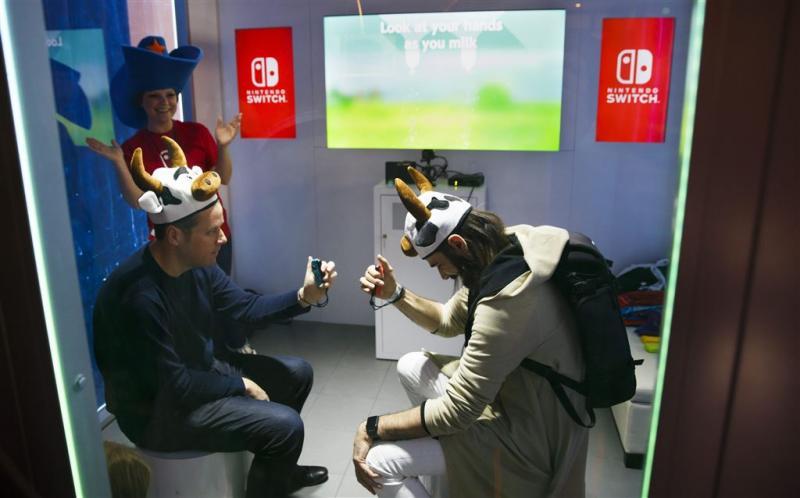 Nintendo heeft 'last' van smartphonemakers