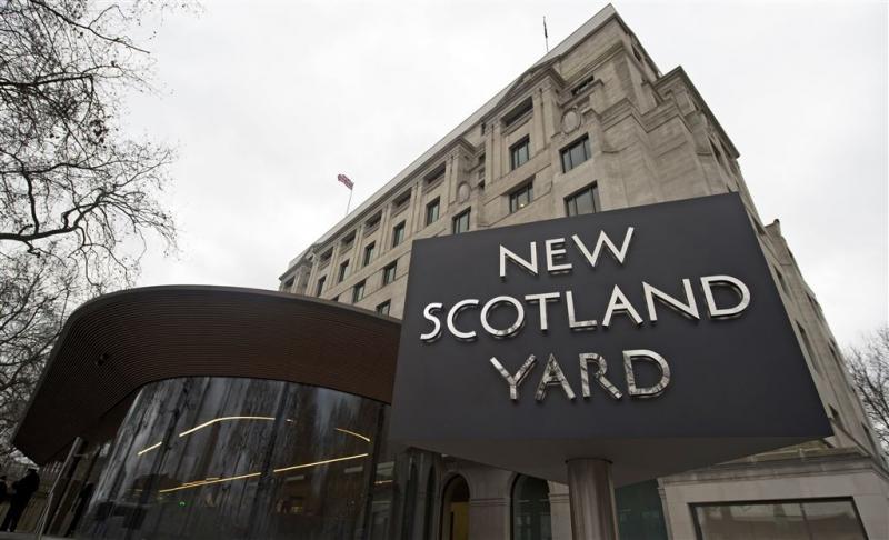 Scotland Yard schreeuwt om 'stillen'