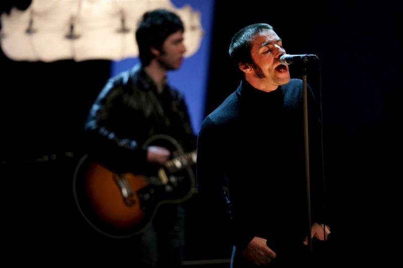 'Oasis op benefietconcert Manchester'