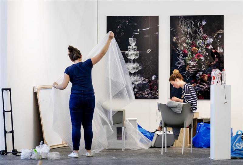 KunstRAI toont aanbod ruim zeventig galerieën