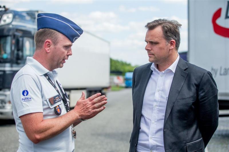 België gaat terreurdreiging op zee bestrijden