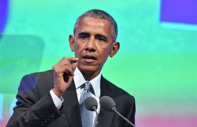 Obama: Trump ontkent de toekomst