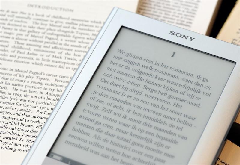 E-boeken mogelijk goedkoper