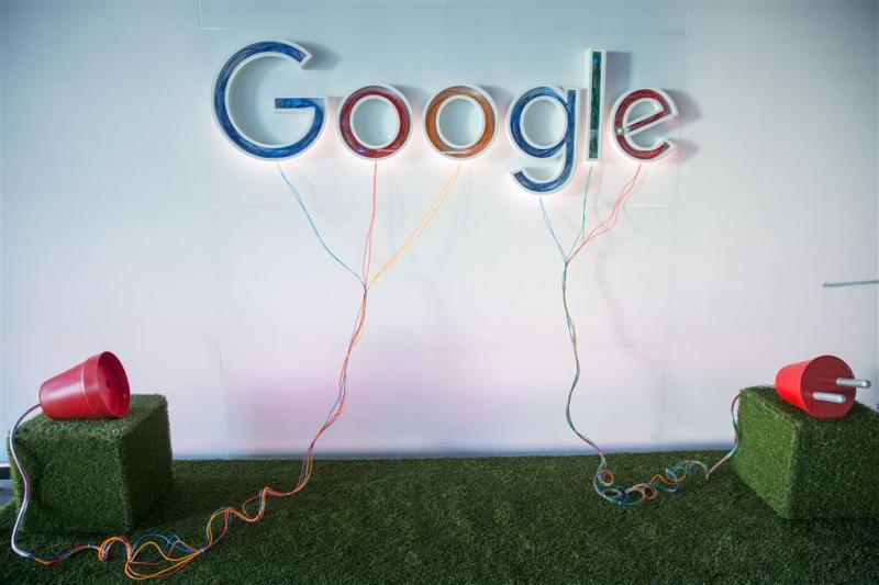 Google-kantoor krijgt trimbaan en zwembad
