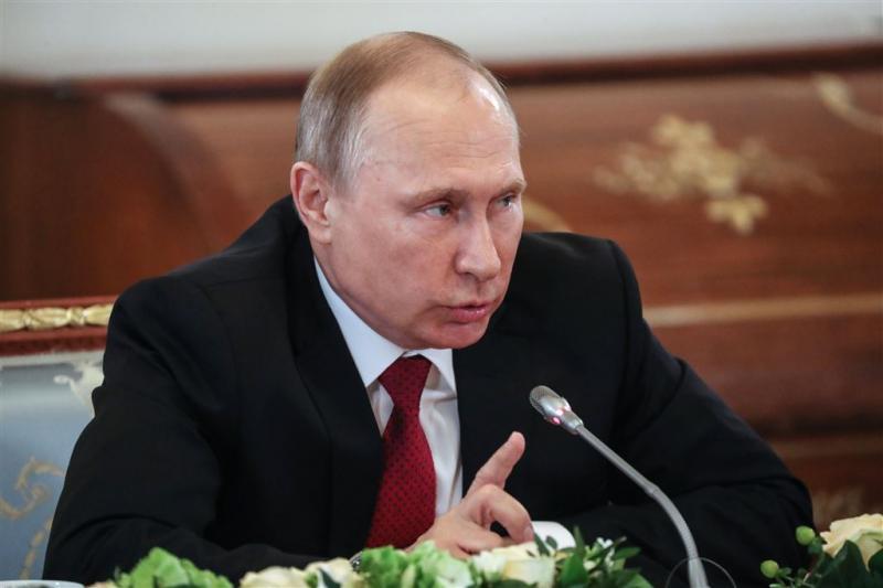Poetin hekelt opbouw raketafweersystemen VS