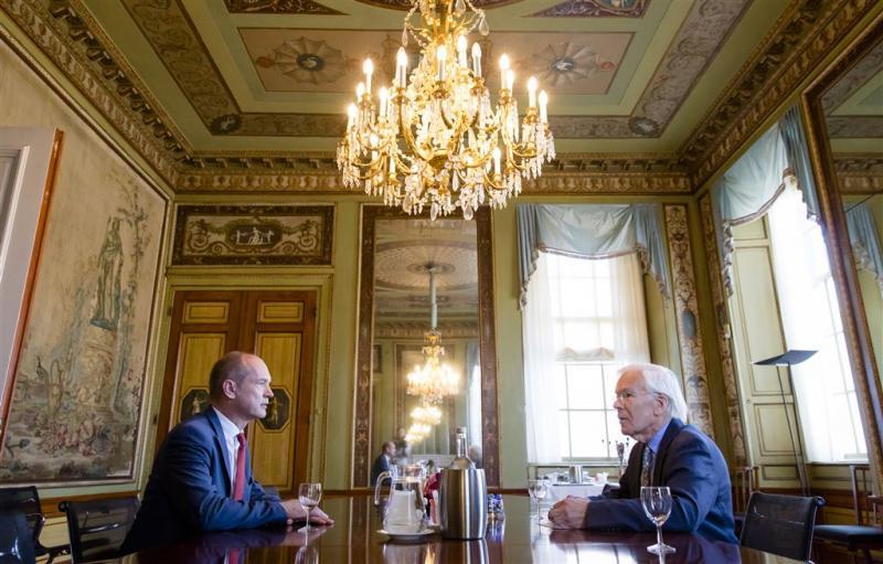 'CU aan tafel met D66 onwaarschijnlijk'