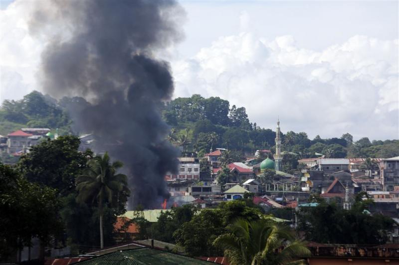Filipijnse soldaten gedood door eigen vuur