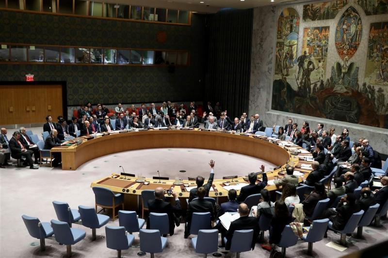 Nederland formeel gekozen in Veiligheidsraad