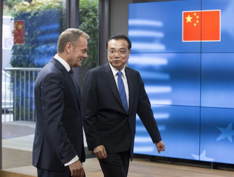 China en EU hebben elkaar gevonden