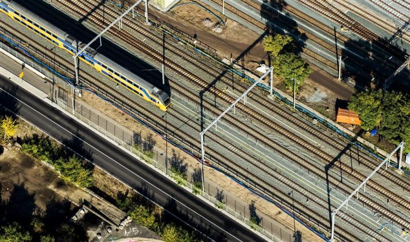ProRail kan storingen op spoor voorspellen