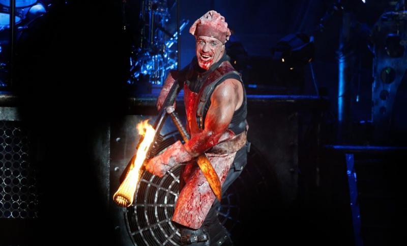 Rammstein haalt Rock am Ring-show niet in