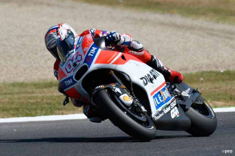 Dovizioso wint zinderende MotoGP-race op Mugello (Foto: Pro Shots/Insidefoto)